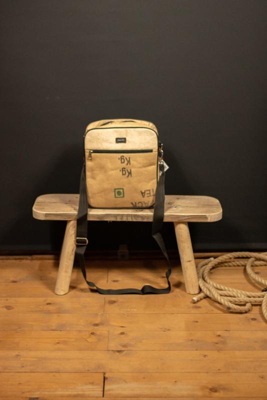 Messenger bag van Theezakken