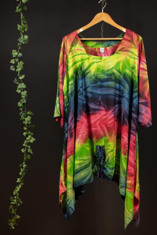 Luna Serena Batik groen 50-56