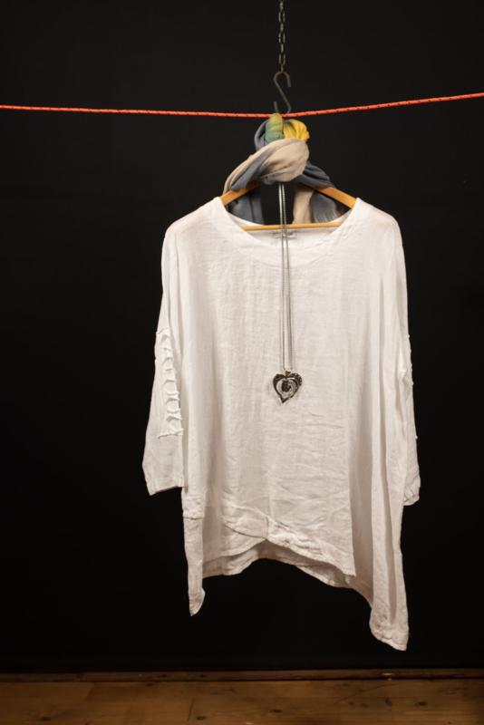 Moonshine shirt met armversiering 50-54