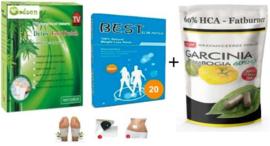 Afslank combi + fatburn maandplan
