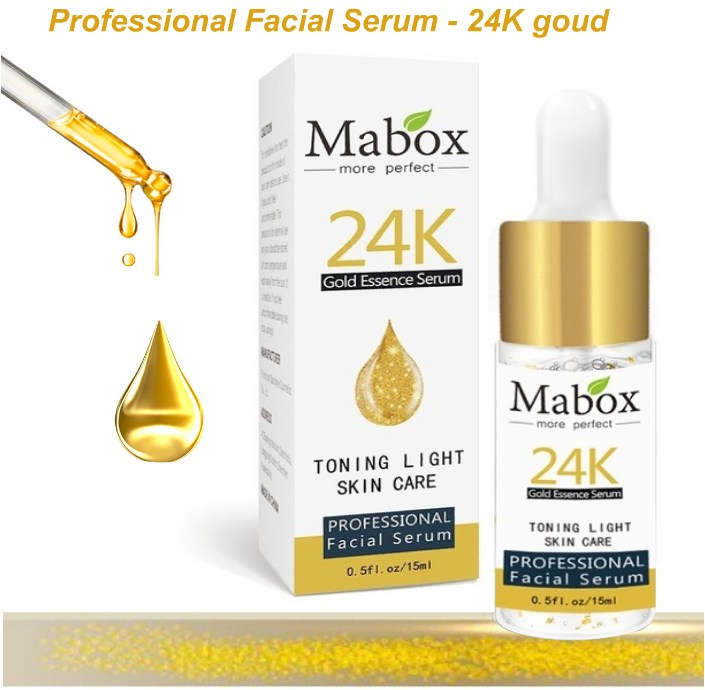 24K goud professional serum