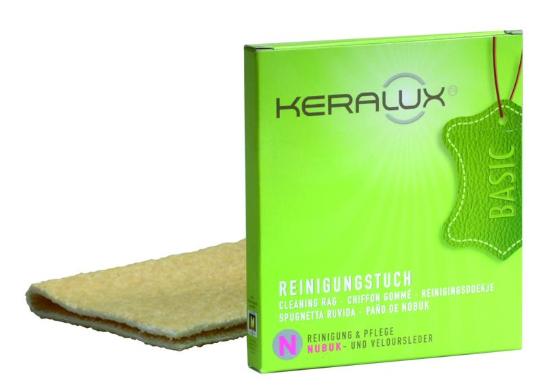 Keralux® reinigingsdoekje voor nubuck
