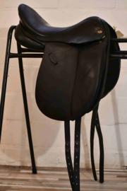 Knight Rider dressuur 16'' medium/breed, extra wrong