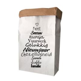 Paperbag kerst