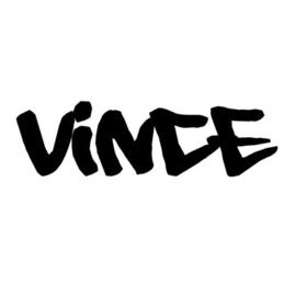 Naamsticker Vince