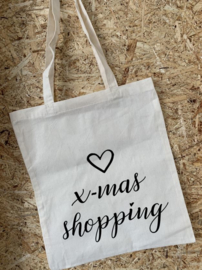 Tas x-mas shopping