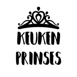 IKEA Keukentje sticker | Prinses