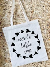 Tas voor de liefste oma
