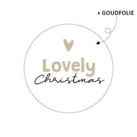 Set stickers | Lovely Christmas