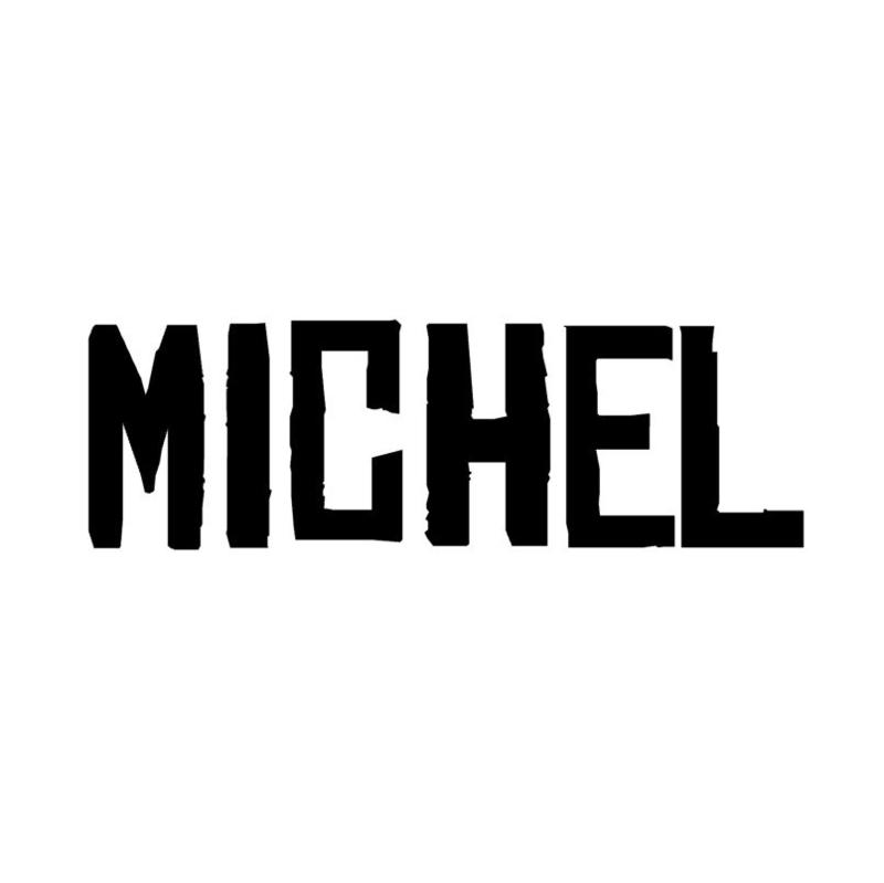 Naamsticker Michel