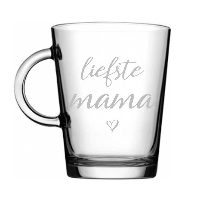 Theeglas liefste mama