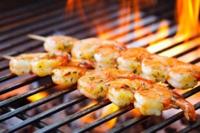 Barbecue luxe met vis