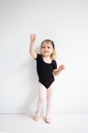 Leotard small sleeve