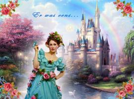 Feestje met een echte prinses op bezoek
