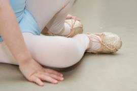 Ballet shoe Bloch Glitterdust