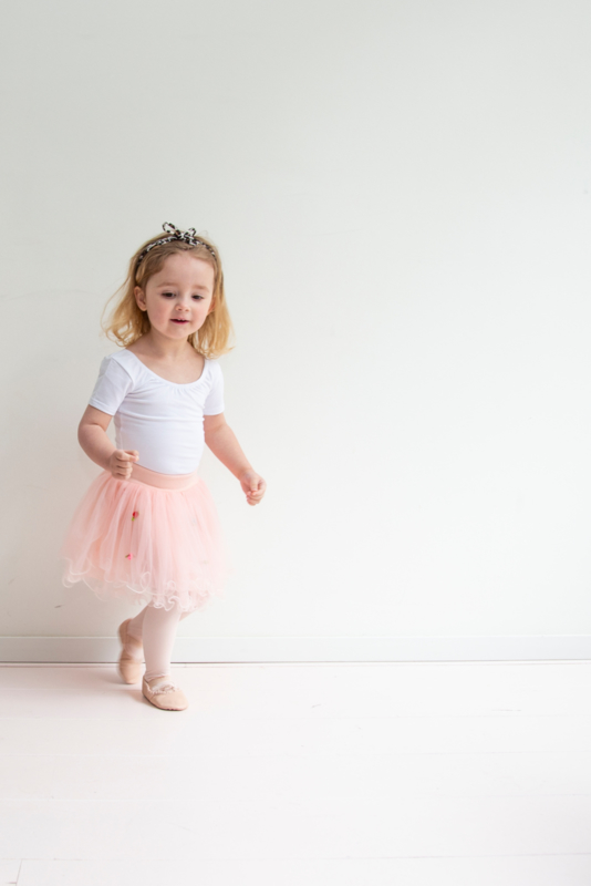 Danskleding pakket Ballerina