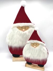 Vilten kerstman S