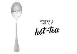 Lepel You're a hot-tea