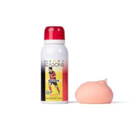 Shower Foam Red Voetbal 100 ml