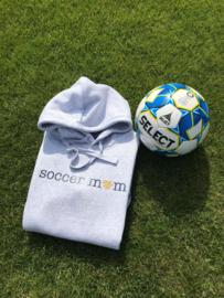 Hoodie soccer mom