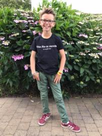 T-shirt Van Re-ie zennik kids