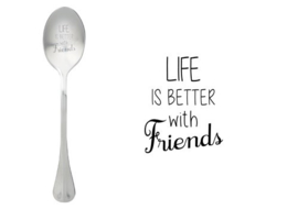 Lepel Life is better with friends