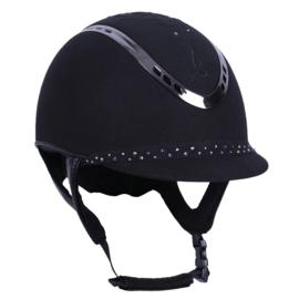 QHP cap Botanic zwart