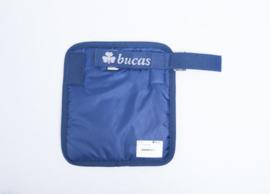 Bucas Click 'n Go panel extender met klittenband