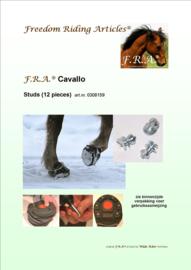 Cavallo studs voor hoefschoenen