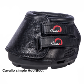 Cavallo hoefschoen Simple Boot (per 2)