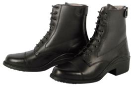 Harry's Horse Paddock Boots leder Smart zwart