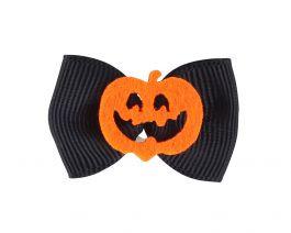 QHP Manenstrikjes Halloween pompoen