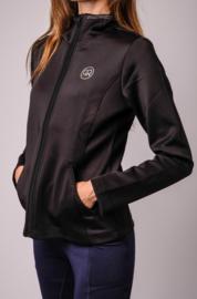 Montar REBEL Iben zipper jacket crystal rows