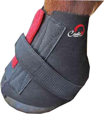 Cavallo Wrap omslagbandage voor Cavallo hoefschoen