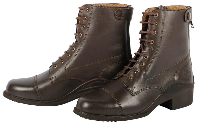 Harry's Horse Paddock Boots leder Smart bruin