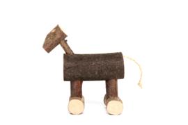 Happy Horse op wielen