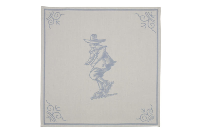 Napkins Prints of the year 2003, set of 2
