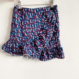 Skirt ruffle
