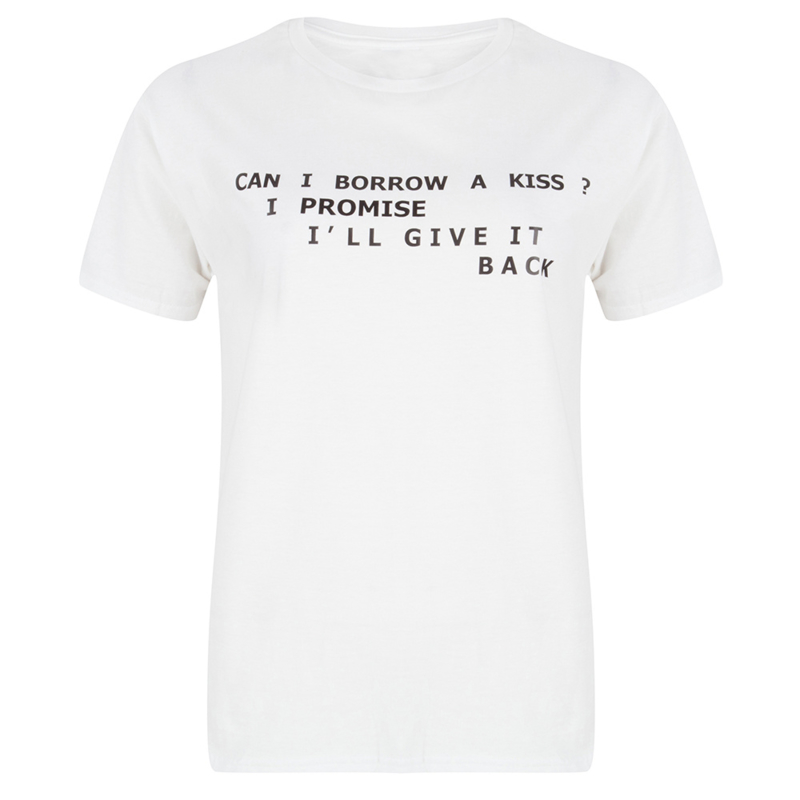 T-shirt print