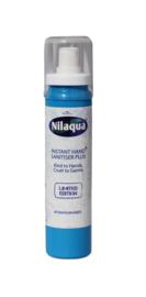 2 stuks  Alcoholvrije handontsmetter in handige spray (NIEUW)