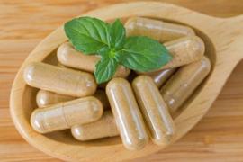 Vitaminen en mineralen totaal mix capcules
