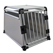 Transportbox  Aluminium 91x64x64cm
