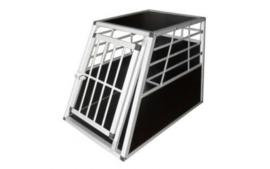 AutoTransportbox Aluminium 92 x 65 x 69 cm