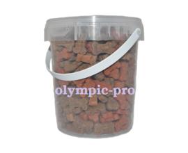 trainer graanvrij mix 500gr  2 emmers!!
