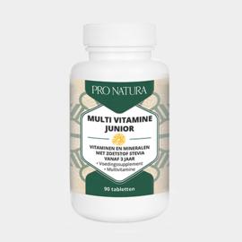 Pro Natura Multi Vitamine Junior, 120 tabl.