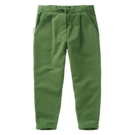 Cropped chino Moss green, Mingo