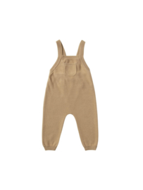 Knit Overall Honey, Quincy Mae