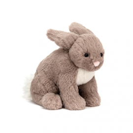 Riley Rabbit,  beige, Small, Jellycat
