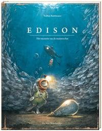 Edison, het mysterie van de muizenschat, de vier windstreken