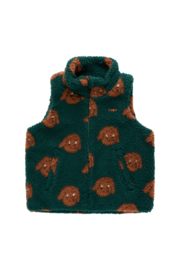 Tiny Dog Sherpa Vest, Tiny Cottons